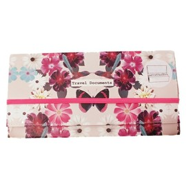 Accessorize - Wild Butterfly Travel Document Case
