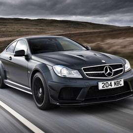 Mercedes-Benz - C63 black series