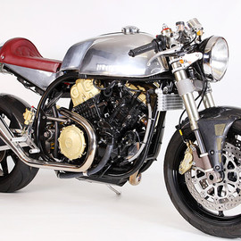 Taimoshan Cycle Works for Aprilia - Aprilia RSV Special Cafe Racer