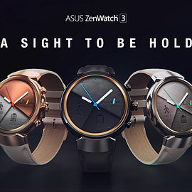 ASUS - ZEN WATCH 3
