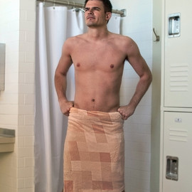 Carmicaael Collective - CENSORSHIP TOWEL