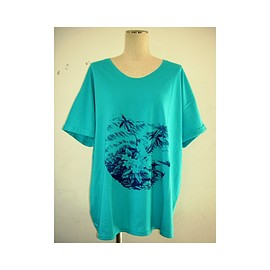 emerald thirteen - Printed tops