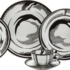 BARNEYS NEWYORK - Lichtenstein-Inspired Home Collection