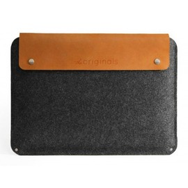 "Mujjo - Macbook Pro 13"" Sleeve: Brown"