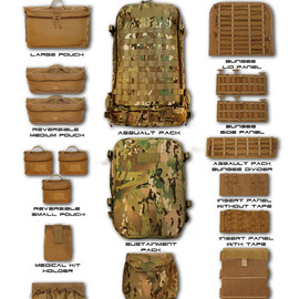 HonorPoint - Assault Pack - Multicam