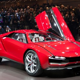 ItalDesign Giugiaro - Parcour