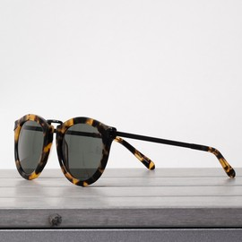 KAREN WALKER - Harvest Crazy Tort black