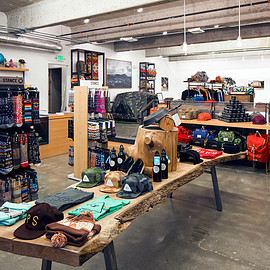 PORTLAND - The Poler Flagship Store