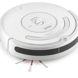 iRobot - 530 Roomba Vacuuming Robot, White