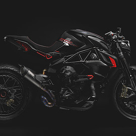 MV Agusta - Dragster Blackout
