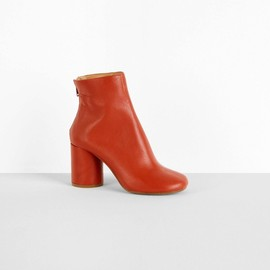 Maison Martin Margiela  - Leather ankle boots from the spring-summer 2012 'Défilé' collection