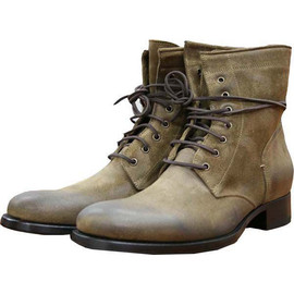 BUTTERO, Twins Acoustic - 2294 LACE UP BOOTS