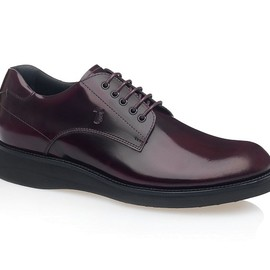 TOD'S - TOD'S lace-up oxford shoes