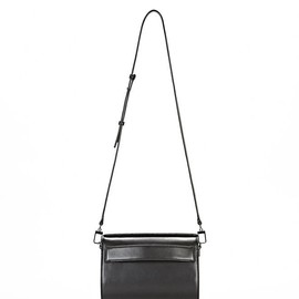 ALEXANDER WANG - CHASTITY IN BLACK WITH RHODIUM
