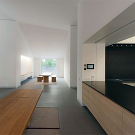 John Pawson - Kitchen at Casa delle Bottere