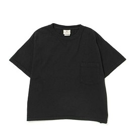 BEAMS BOY, Goodwear - カスタム BIG Tシャツ 15SS Black