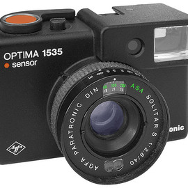AGFA PHOTO - OPTIMA 1535 sensor