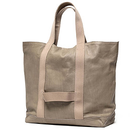 nonnative - DWELLER TOTE COW LEATHER