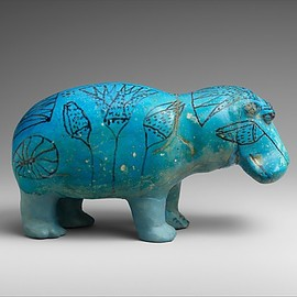 The Metropolitan Museum of Art - Hippopotamus