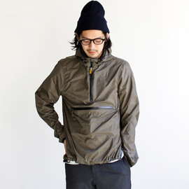 Snugpak - Pocketable Pull Parka