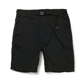 """NONNATIVE - CLIMBER EASY SHORTS POLY WEATHER STRETCH COOLMAX® by GRAMICCI """"BLACK"""""""