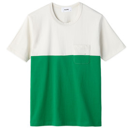 Aloye - Bicolore #2 / Short sleeve t-shirt