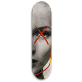 Skate Moss - by Brandie Tan / Kate Moss ②