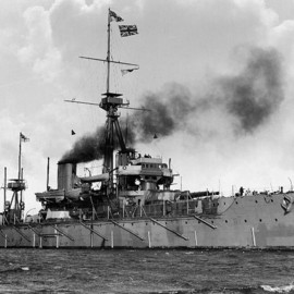 Royal Navy (United Kingdom of Great Britain and Northern Ireland)、 - HMS Dreadnought (1906)
