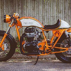 kawasaki - 'High Noon' W650 – Speedwerks