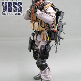 Hot Toys - Navy Seal VBSS (In PCU Version)