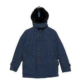 ENGINEERED GARMENTS - LOFTMAN別注 B-9 Jacket-Nyco Ripstop-Navy