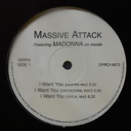 Massive Attack - I Want You feat. Madonna