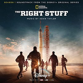 Adam Taylor - The Right Stuff - Season 1: Soundtrack from the Disney+ Original Series