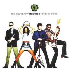 The Brand New Heavies - Brother Sister (CD)