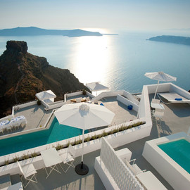 Santorini Grace Hotel @ Greece - Santorini Grace Hotel @ Greece