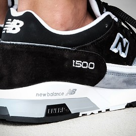 New Balance - M1500 - Black/Dusty Blue