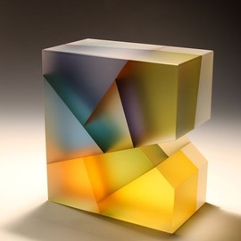 Jiyong Lee - Jiyong Lee, glass art