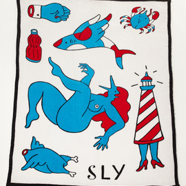 SLY - PARRA×SLY BLANKET