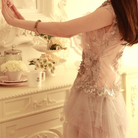 LUXE ASIAN - Twinkle Night Dress