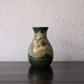 "vase ""Golden eté"" / 花器"