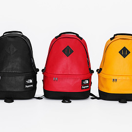 Supreme, THE NORTH FACE - Leather Day Pack