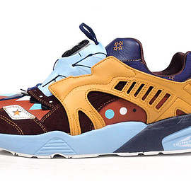 "Puma - DISC TRINOMIC ""OJAGA DESIGN"" ""KA LIMITED EDITION"""