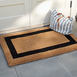 Pottery Barn - PICTURE FRAME DOORMAT