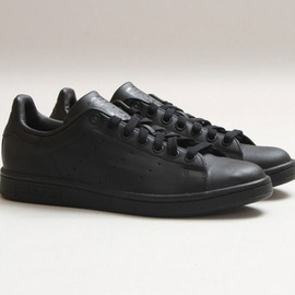adidas Originals - Stan Smith Black/Black