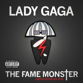 LADY GAGA - THE FAME MONSTER  [LIMITED USB EDITION]