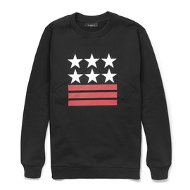 GIVENCHY - Neoprene-Insert Printed Cotton Sweatshirt
