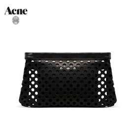 ACNE - Olivine Hole Black Clutch