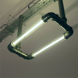 Art Syndicate - Atomic Duo horizontal LED light