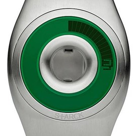 Fossil - Philippe Starck / PH1108 O-Ring Green