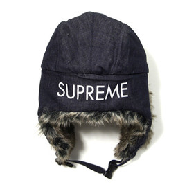 supreme - Denim Trooper Hat